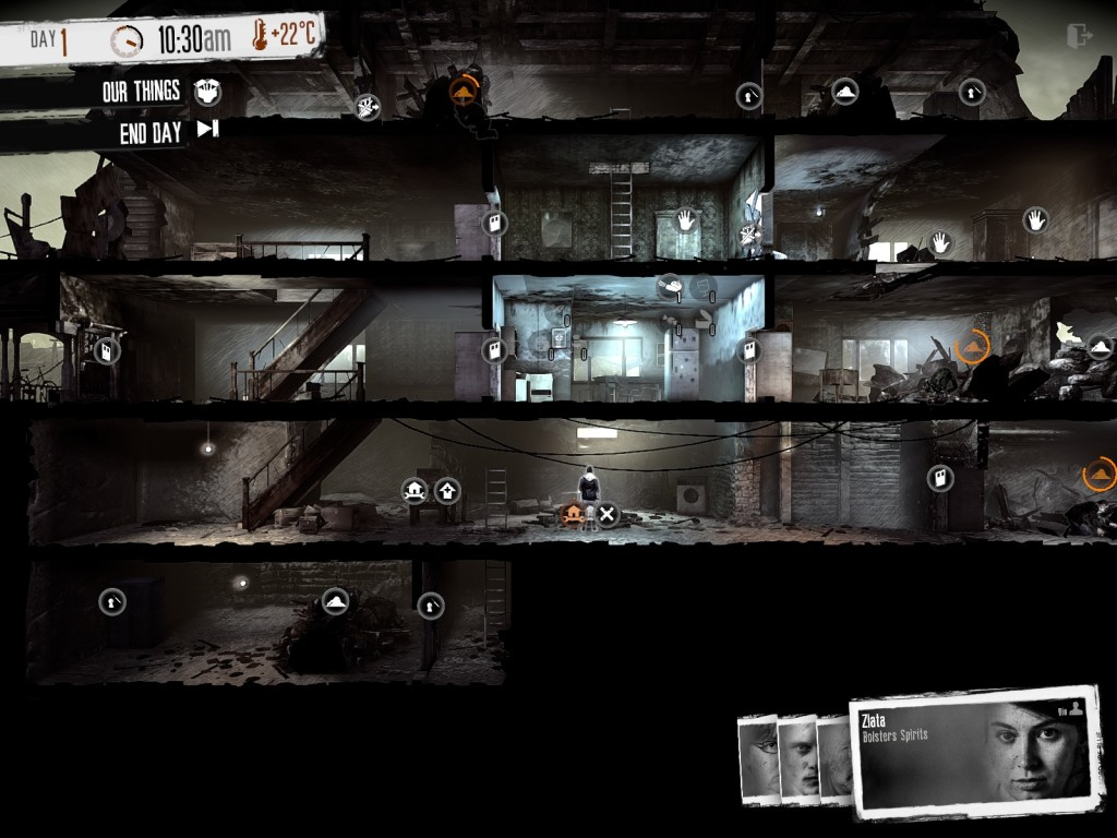 This War Of Mine - Das Haus