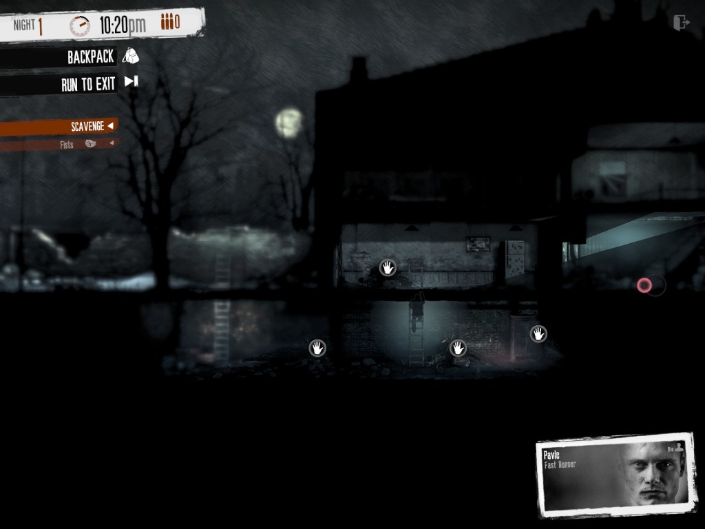 This War Of Mine Nacht